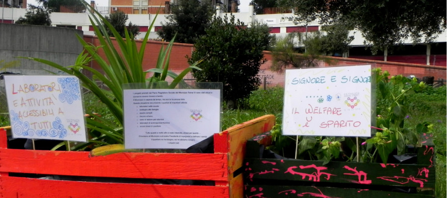 ytali. - Roma, il lavoro sociale dopo Mafia Capitale