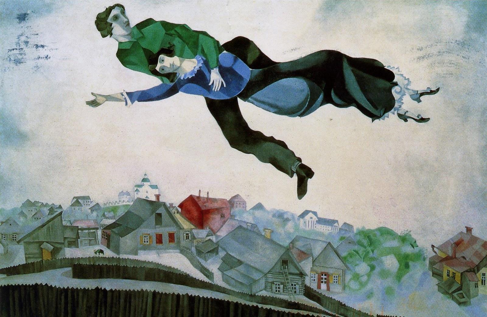 Risultati immagini per weimar chagall