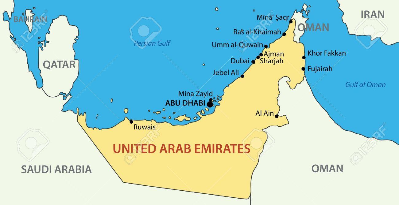 15935601-Emirats-Arabes-Unis-carte-vectorielle-Banque-d'images.jpg