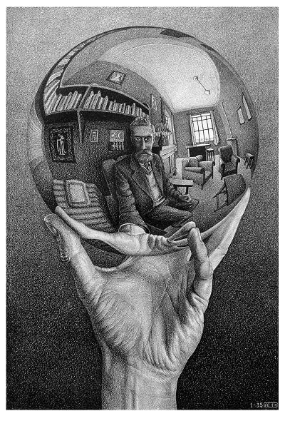 M_C_ Escher_Mano