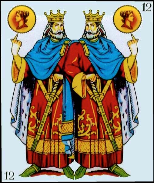 rey-tarot-baraja-española