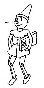 Ytali Pinocchio Da Colorare Disegno 39