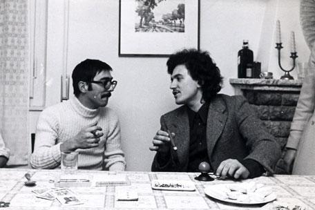 Fabio Mussi e Massimo D'Alema