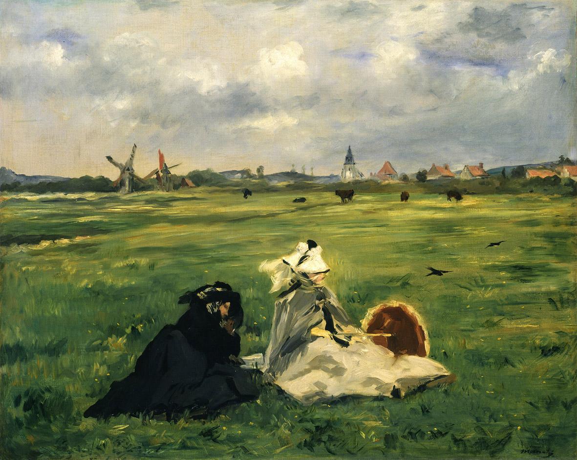 Le rondini, 1874