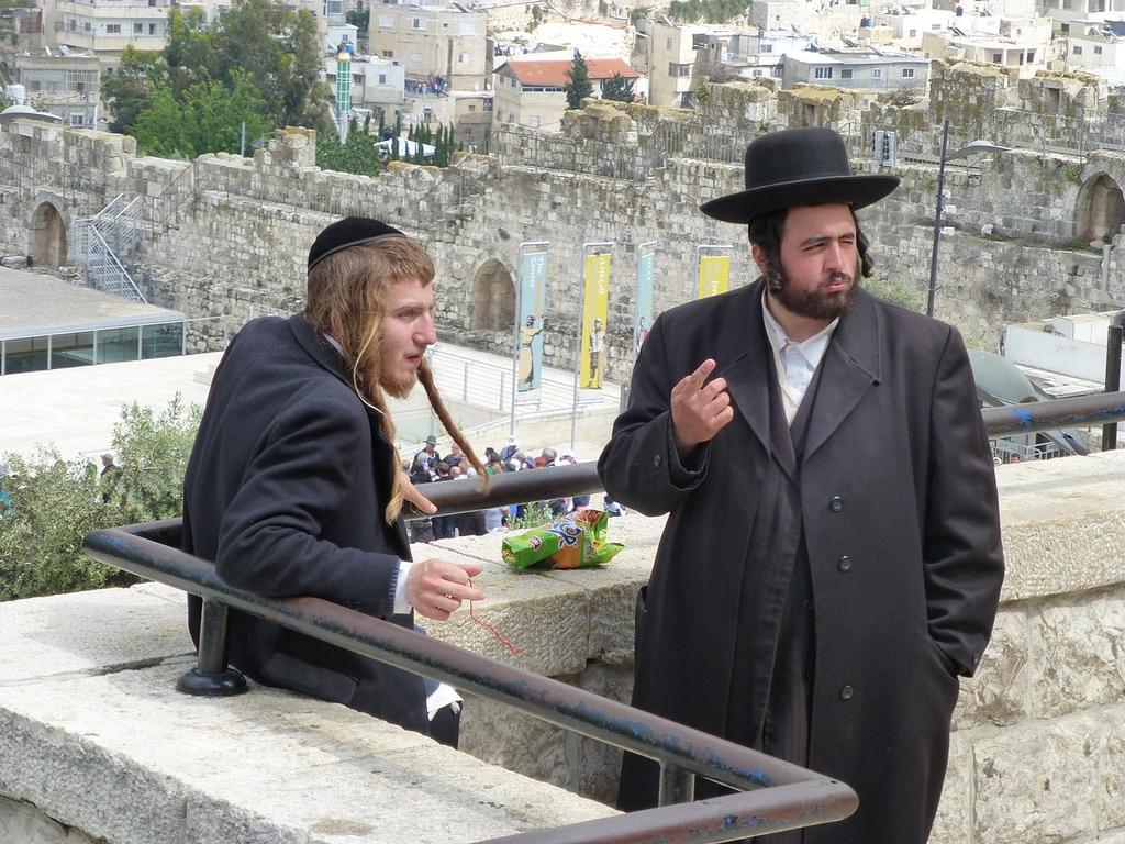 ytali  - Figli di un dio minore  Gli arabi israeliani, un