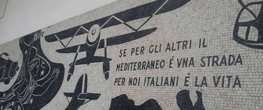 Ytali complessit del fascismo e rarit della democrazia for Architettura fascista