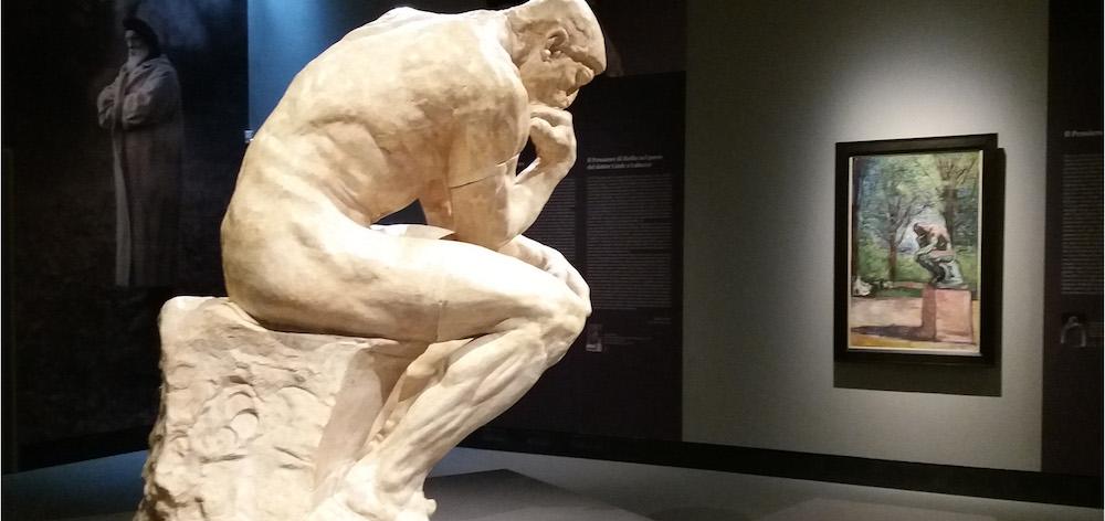 Ytali auguste rodin il grande for Rodin scultore