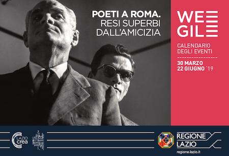 Giuseppe Rosati Calendario.Ytali Poeti A Roma Scatti Che Ci Restituiscono Un Epoca